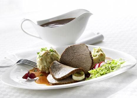Rezept für Böfflamot - Kulinarisches aus Bayern