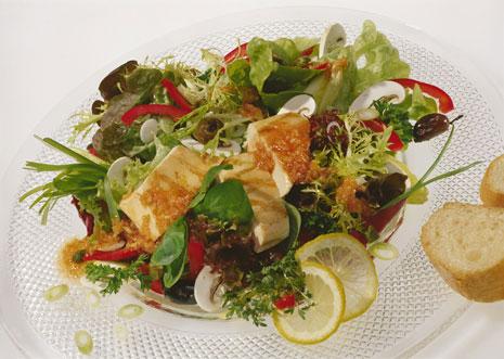 6 Tipps für frischen und knackigen Salat