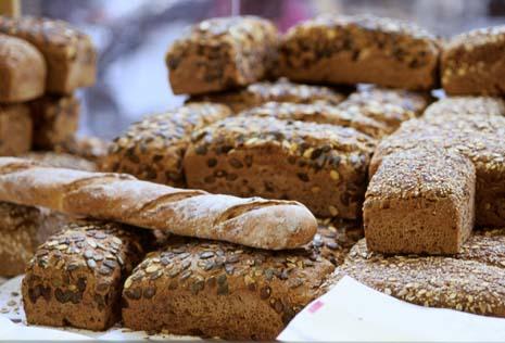 Schwarzbrot - Deutschlands beliebteste Brotsorte